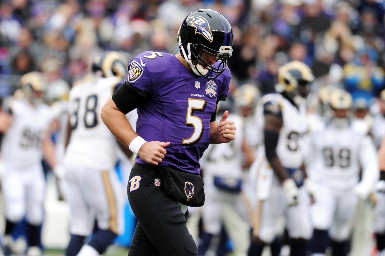 Joe Flacco Injury: Baltimore Ravens quarterback has surgery to ...