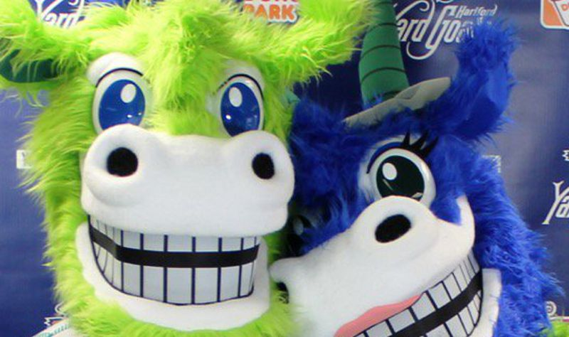 Image result for hartford yard goats