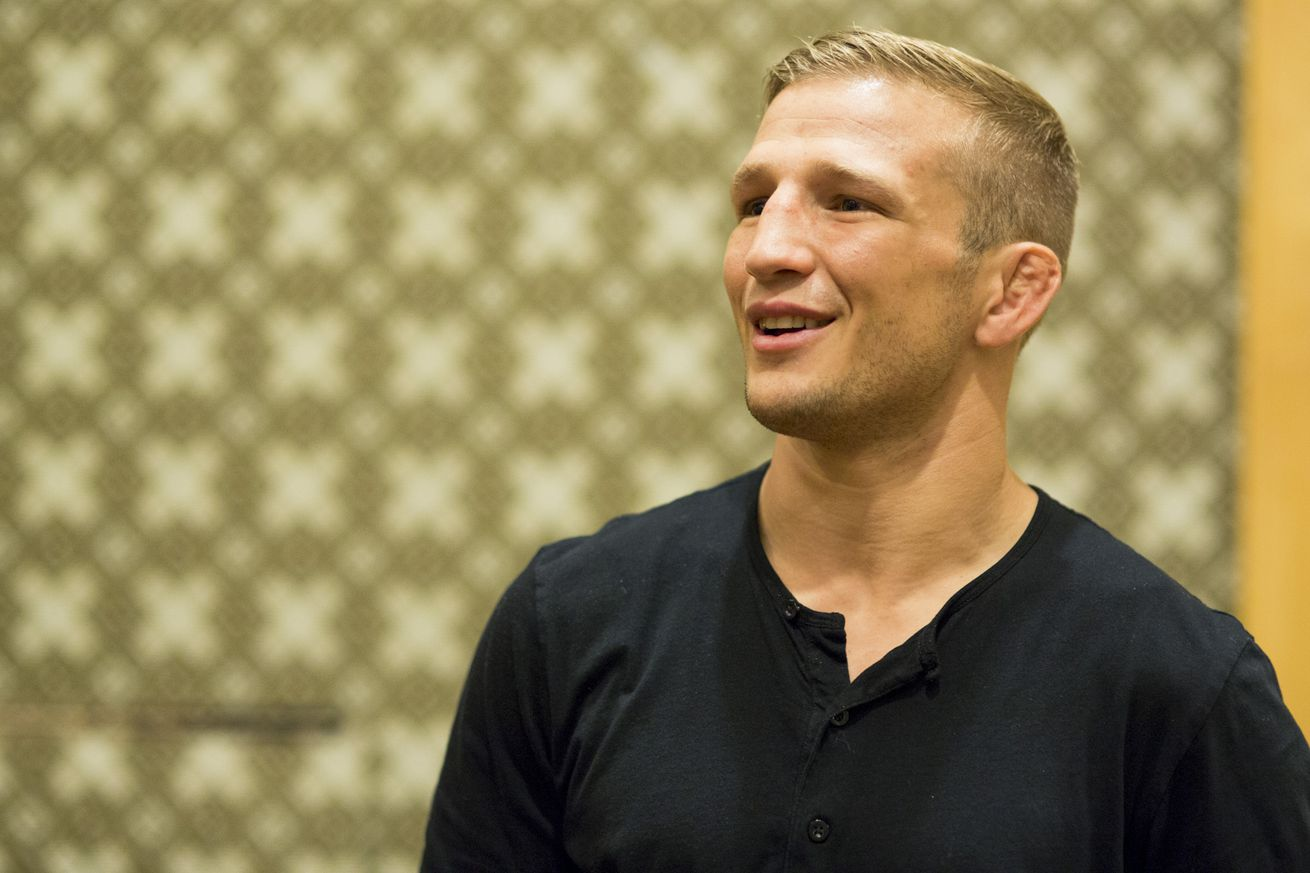 TJ Dillashaw on coaching TUF opposite TAM: 'I really get to show the world some true colors'