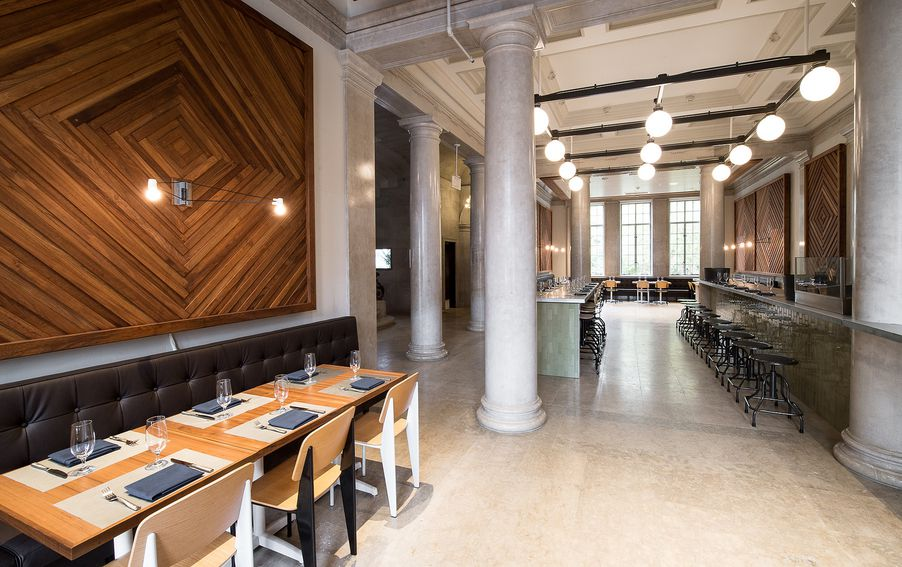 Inside Chris Cannon S Palatial New Jersey Eating And