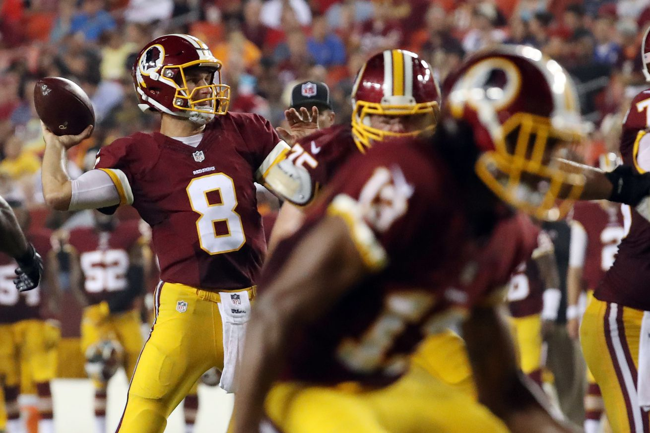 NFL Jerseys Sale - Daily Slop: Kirk Cousins' finishes preseason work strong, but ...