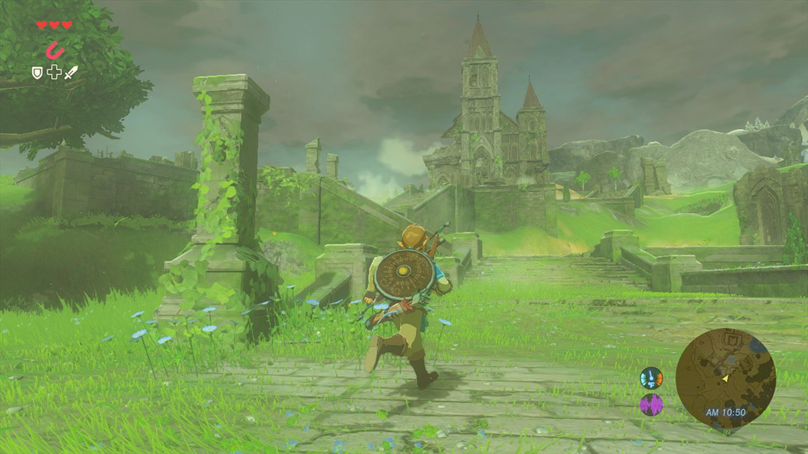 Watch two new trailers for The Legend of Zelda: Breath of the Wild