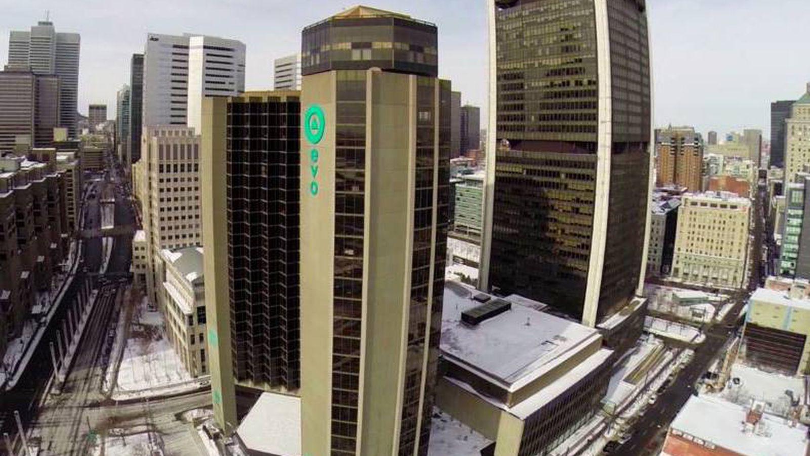 Delta Hotel Montreal Revolving Restaurant