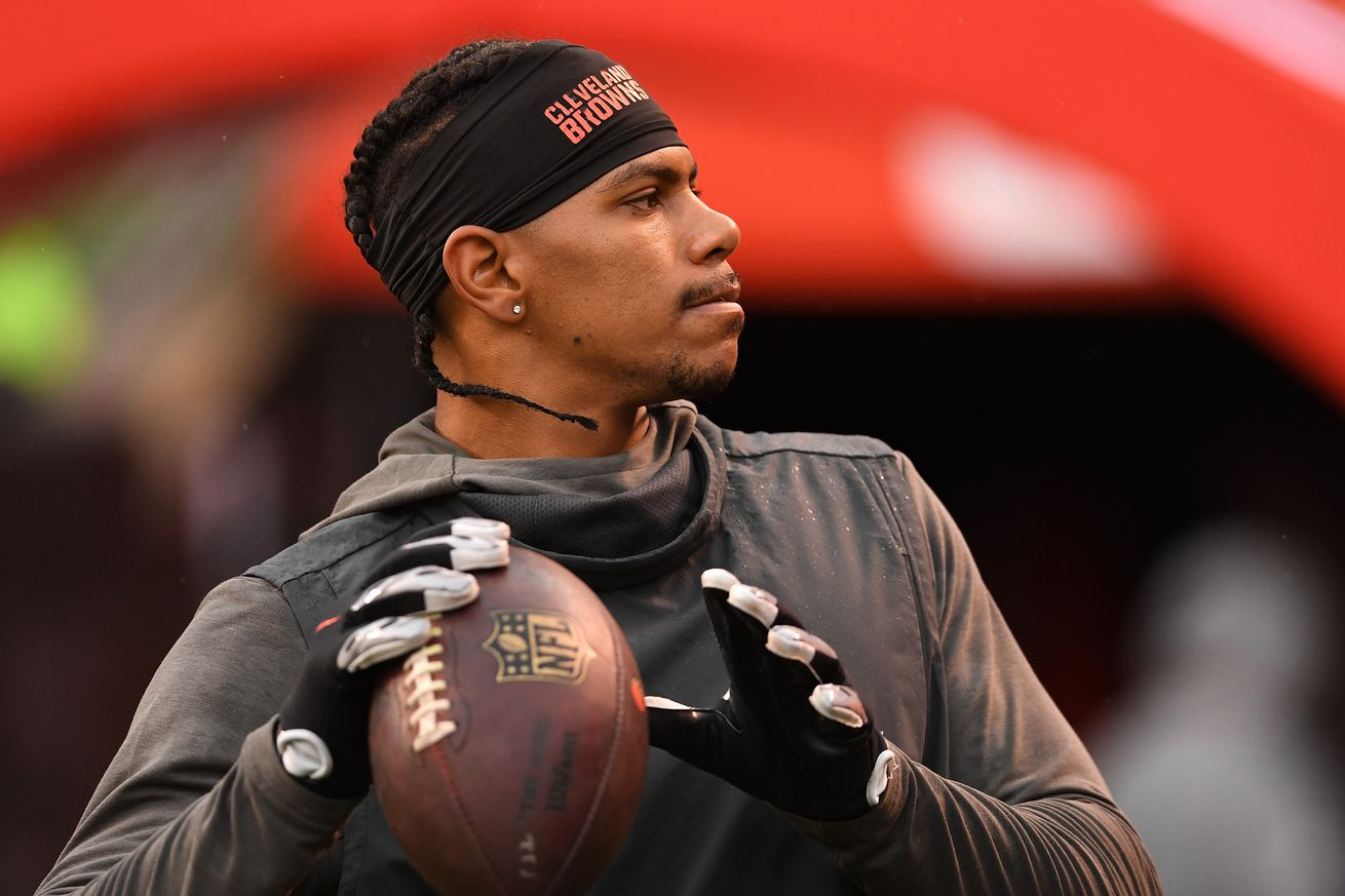 terrelle pryor and joe thomas are right to be mad that browns qbs terrelle pryor and joe thomas are right to be mad that browns qbs are getting hit so much com