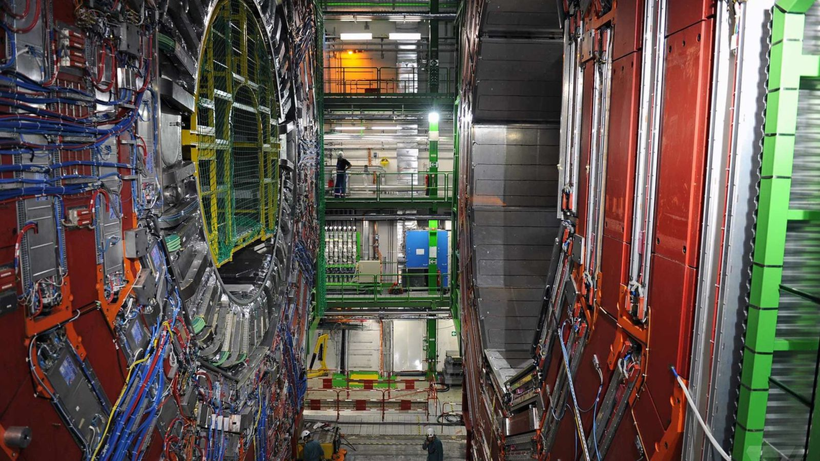 how to make a hadron collider