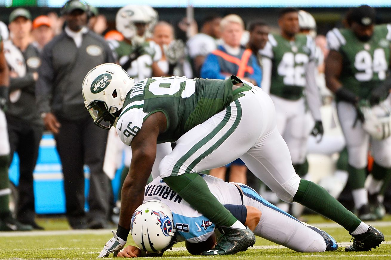 New York Jets Offseason: Grading the Defensive Line in 2015