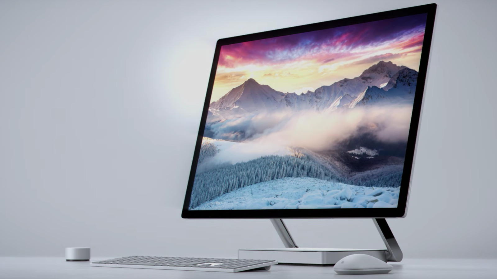 Microsoft Surface Studio PC announced for $2,999, coming this ...