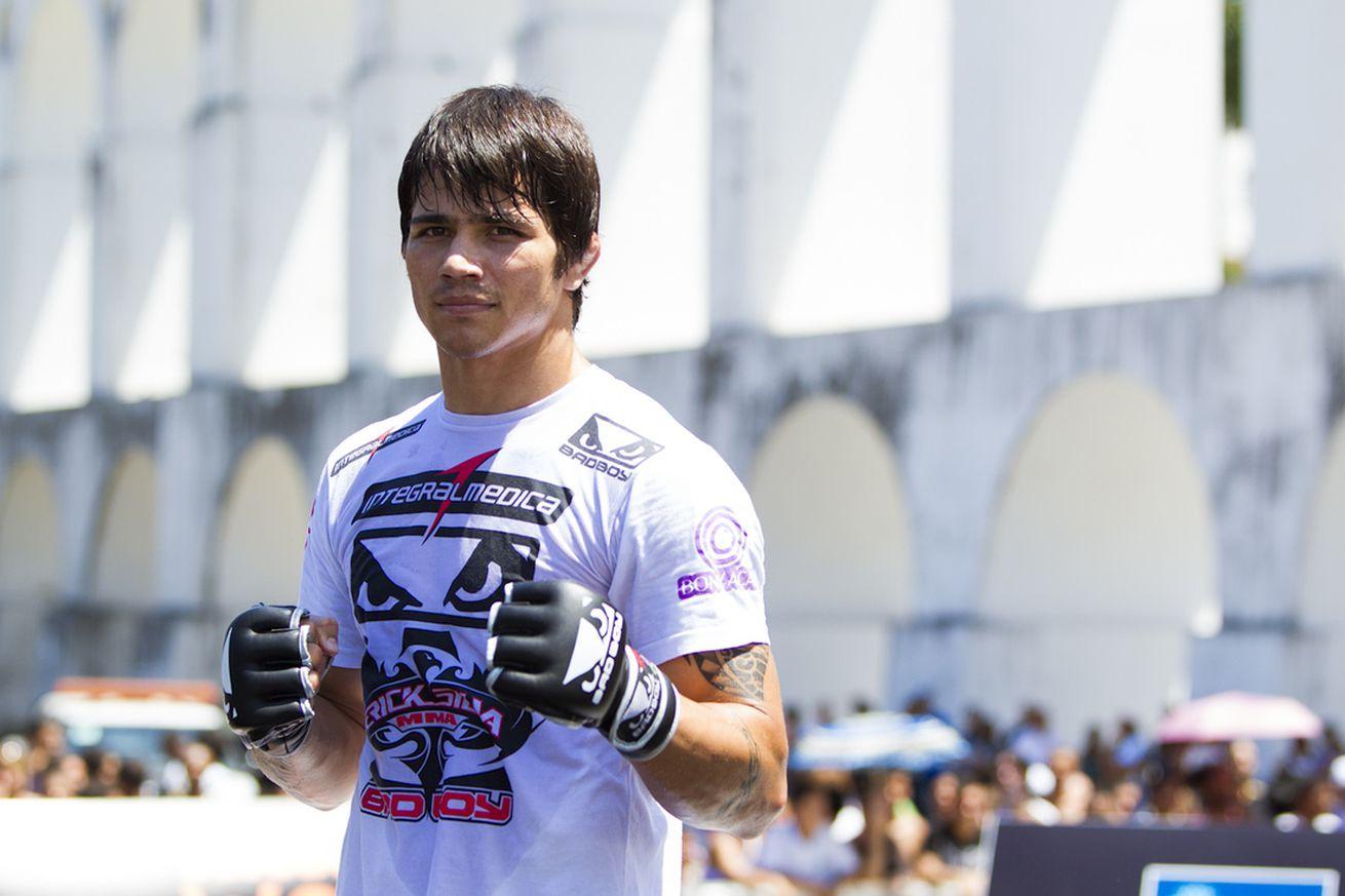 community news, Erick Silva vs. Yancy Medeiros set for UFC 212