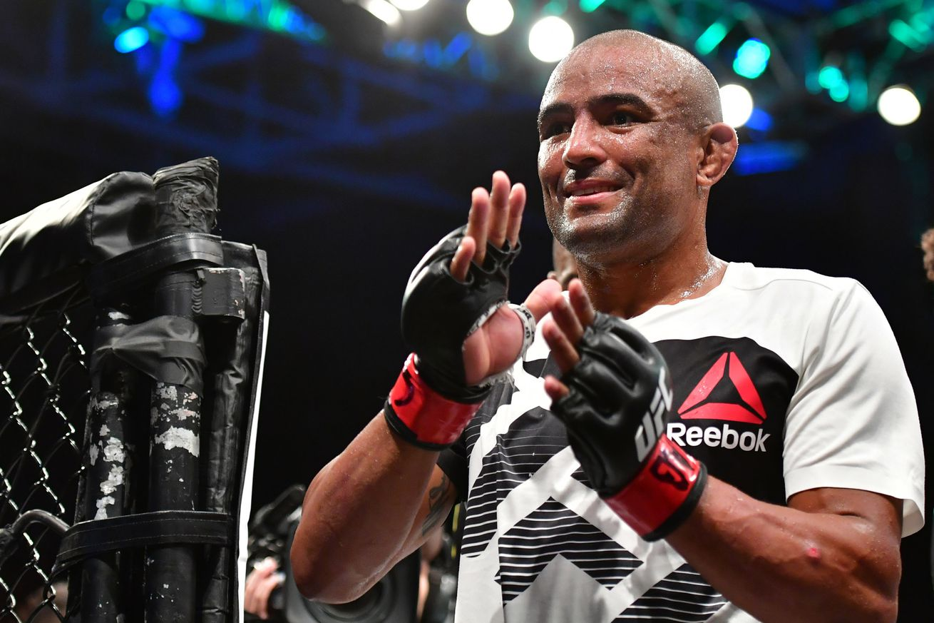 community news, Unbeaten as a welterweight, Sergio Moraes begs for top 10 opponent in the UFC