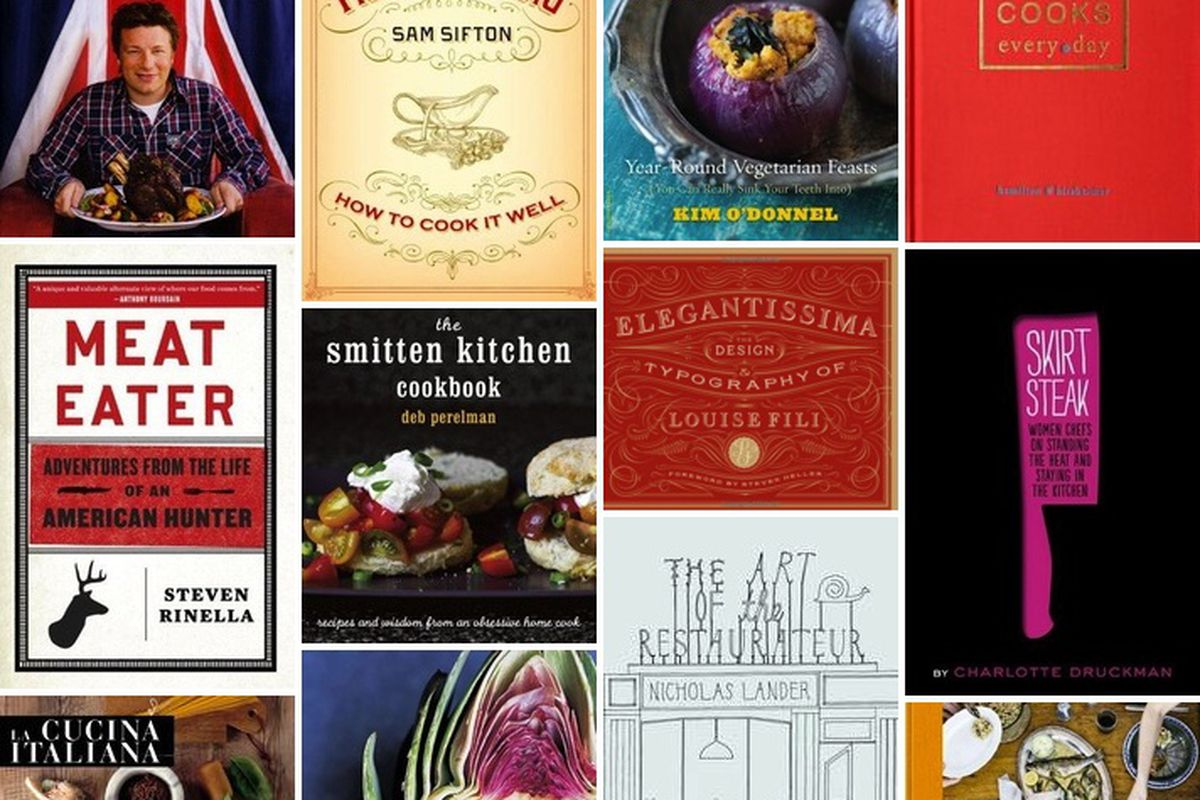 eater's fall 2012 cookbook & food book preview, part 2 - eater