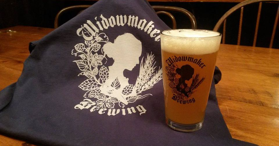 Widowmaker Brewery Food Truck