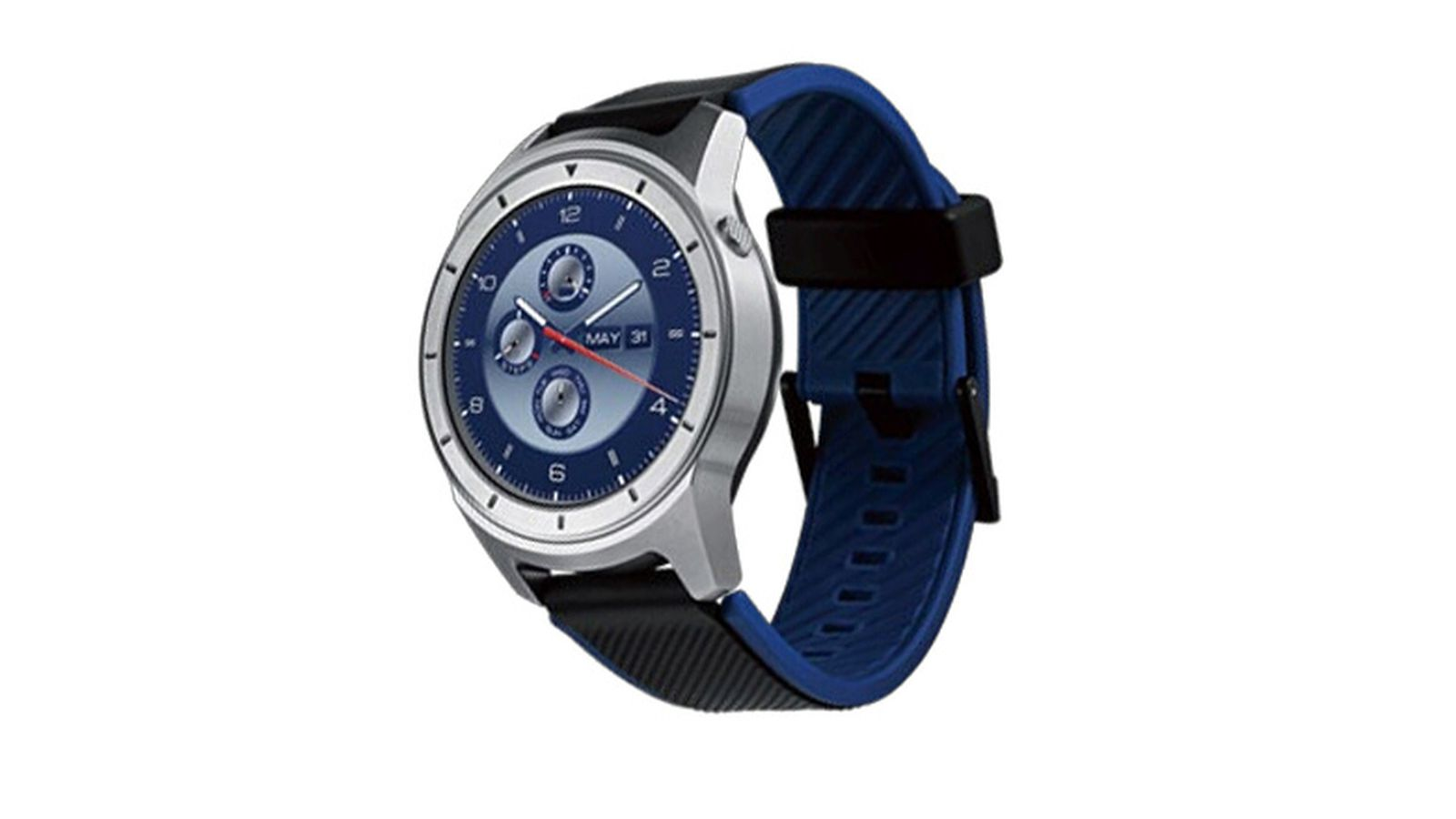 ZTE's first Android Wear smartwatch shows up in leaked ...