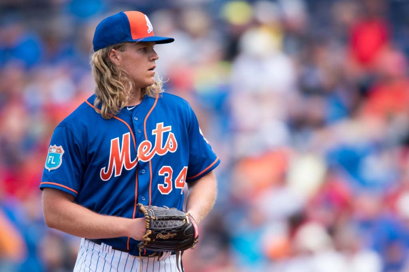 Mets Morning News: Noah Syndergaard throws heat, Asdrubal ...