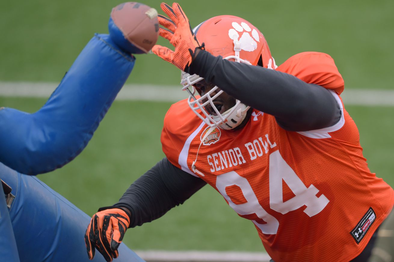 Jerseys NFL Wholesale - Packers 2016 Combine Preview: Mid-round Nose Tackles could tempt ...
