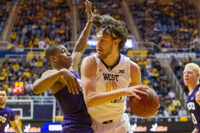 NCAA Basketball: Texas Christian at West Virginia