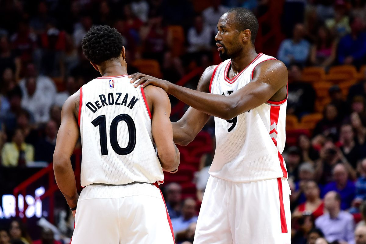 Lowry-less Raptors fall to Miami Heat 104-89