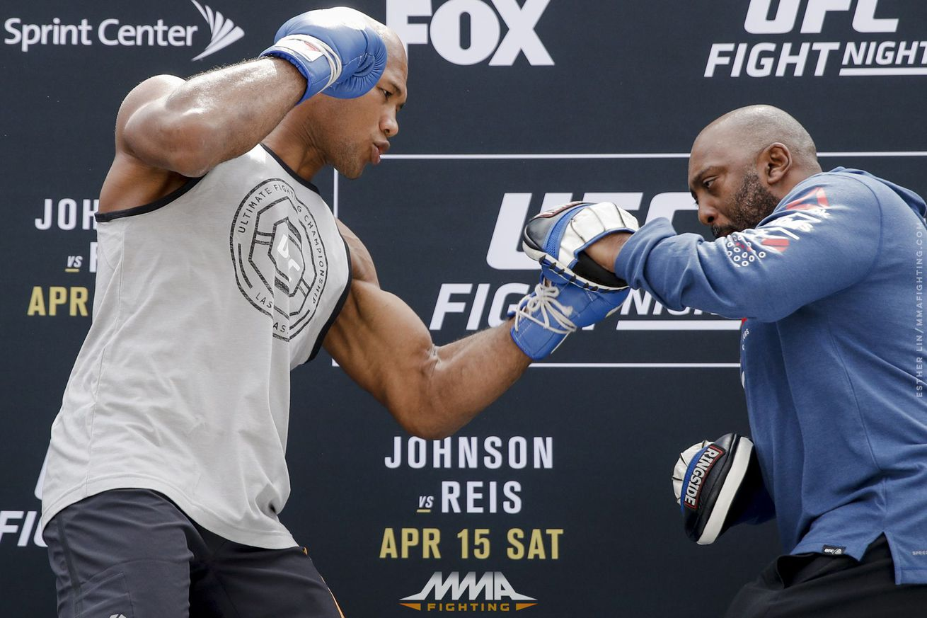 'Jacare' Souza 'very close' on new UFC deal, calls Michael Bisping's reign 'a disaster'