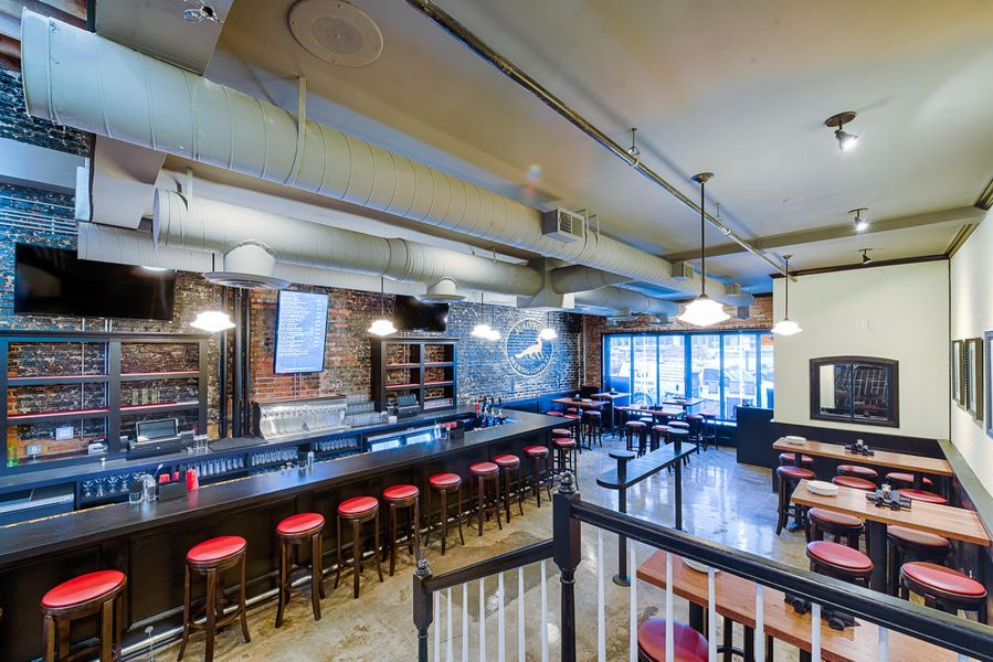 Inside Mad Fox Brewing's New Taproom in Glover Park - Eater DC