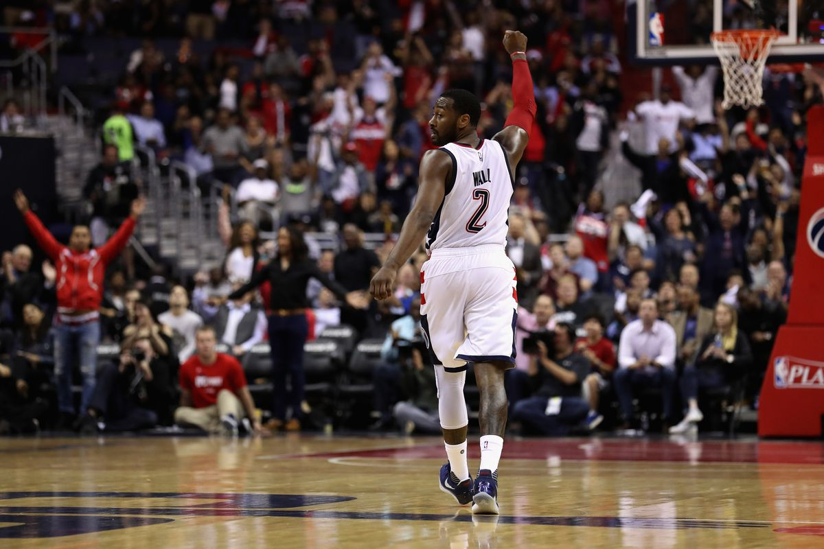 Wizards' wings win Game 5 over Hawks, 103-99: 3 takeaways