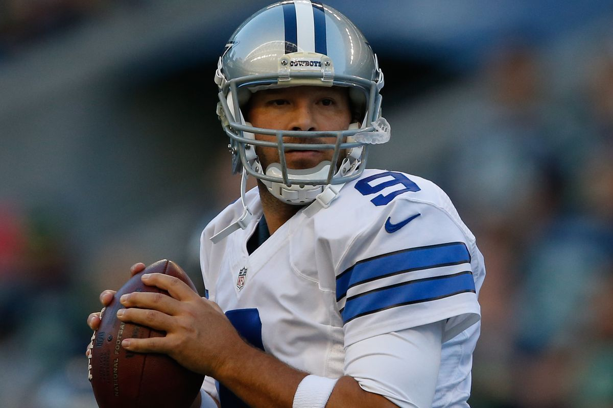 CBS making push to hire Tony Romo