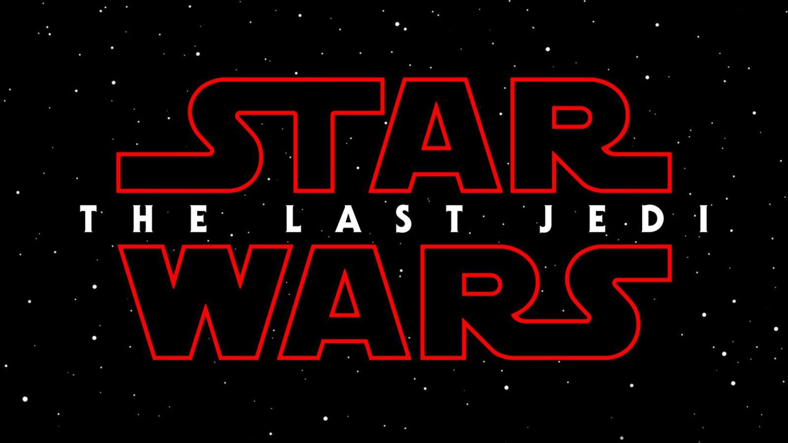 Star Wars: Episode VIII will be titled The Last Jedi