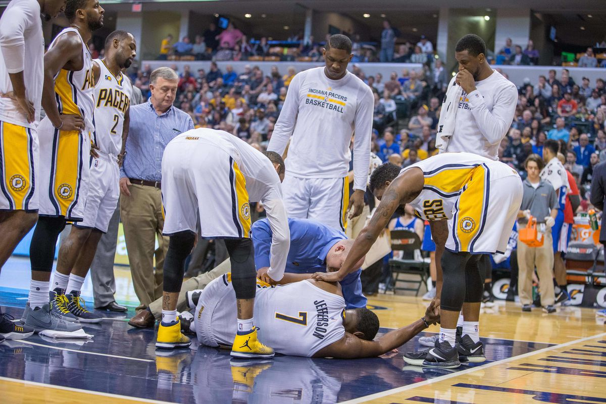 Pacers waive Rodney Stuckey after another injury hits