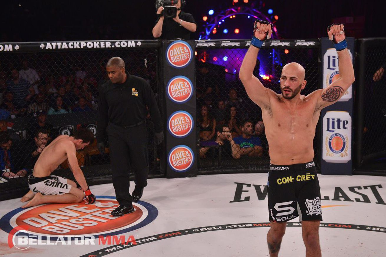 Ryan Quinn set to face Saad Awad at Bellator 178 in Connecticut