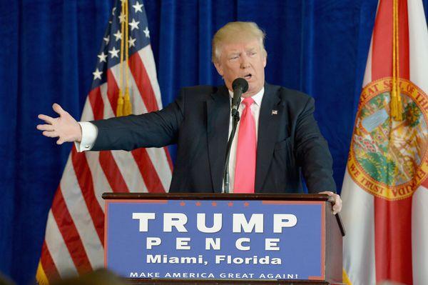Trump's press conference.