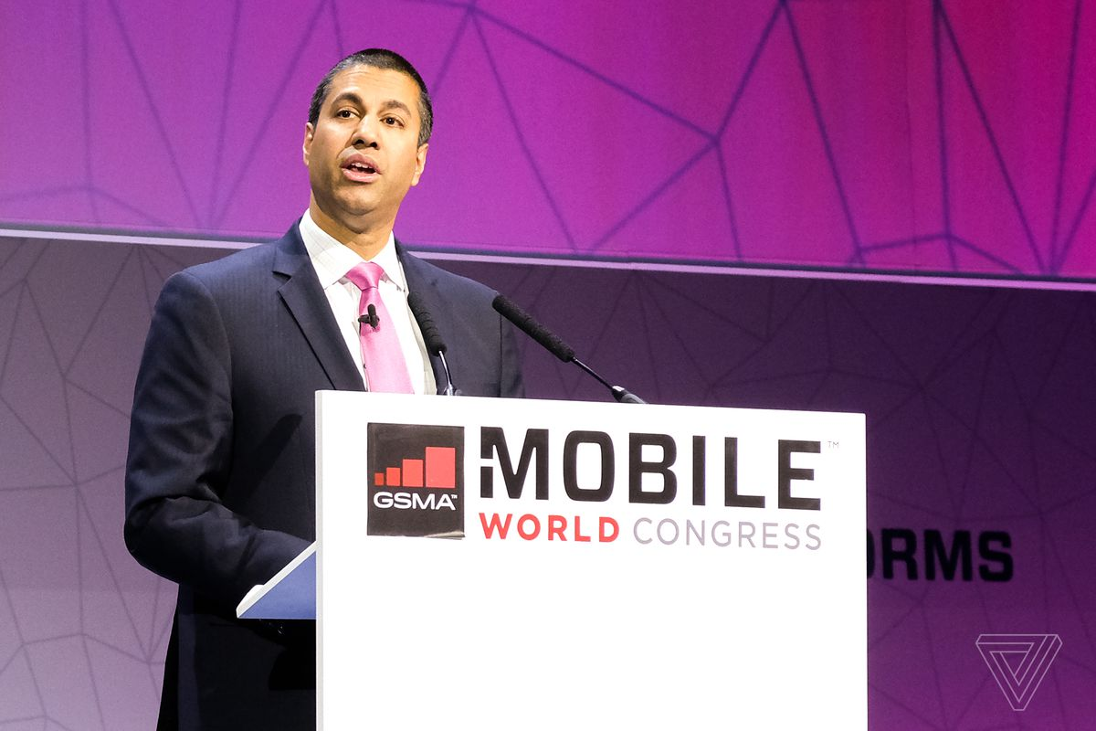 New FCC Chairman Defends Changes to Internet Privacy Rules