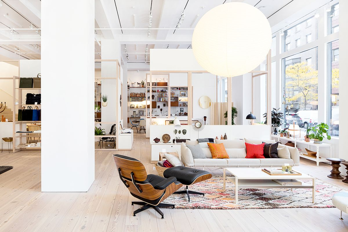 The 13 best furniture stores in the us curbed for Cool furniture and home decor stores