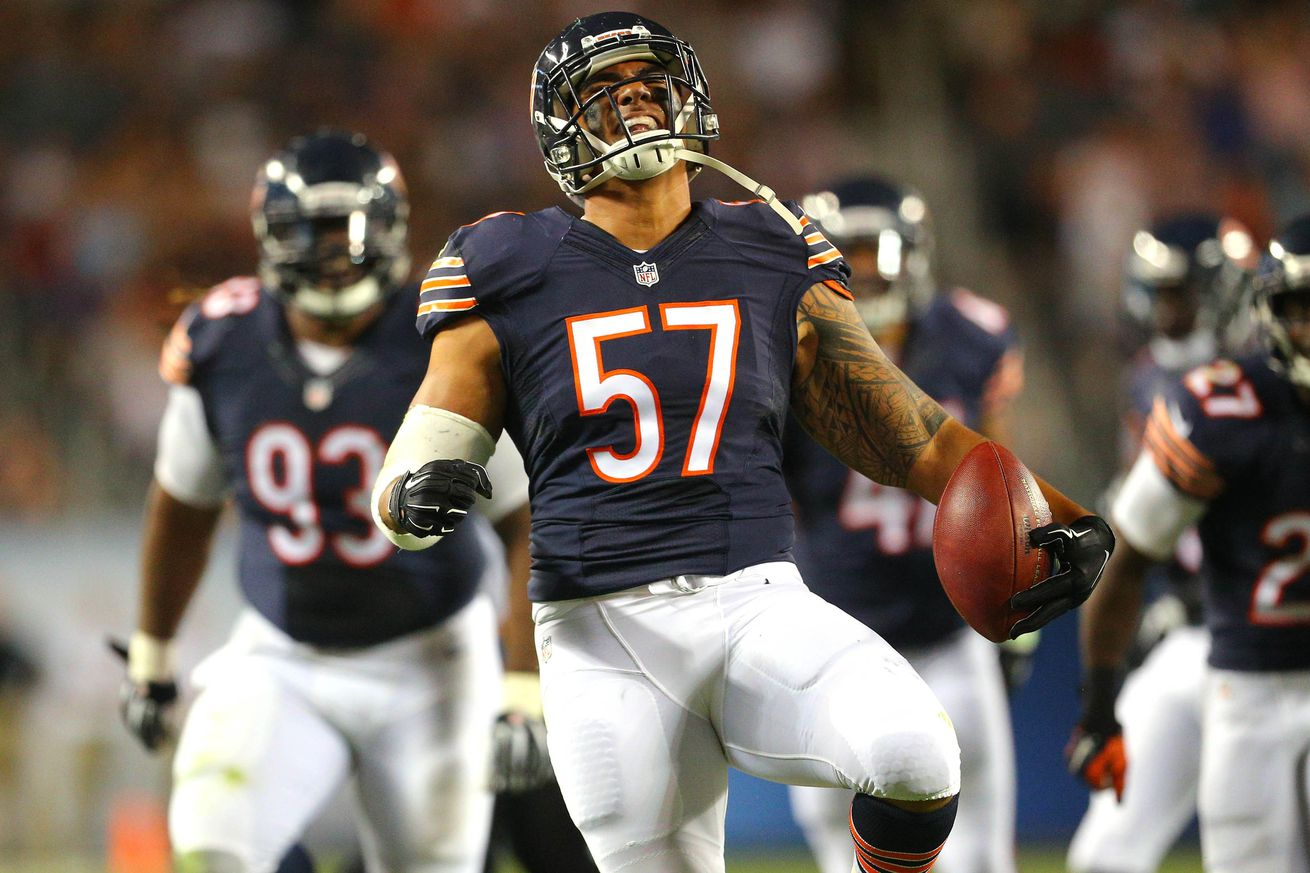 NFL Jerseys NFL - Which Chicago Bears player will be a surprise addition to the ...