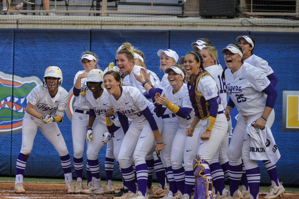 LSU wins game 1 of SEC West showdown with Mississippi State