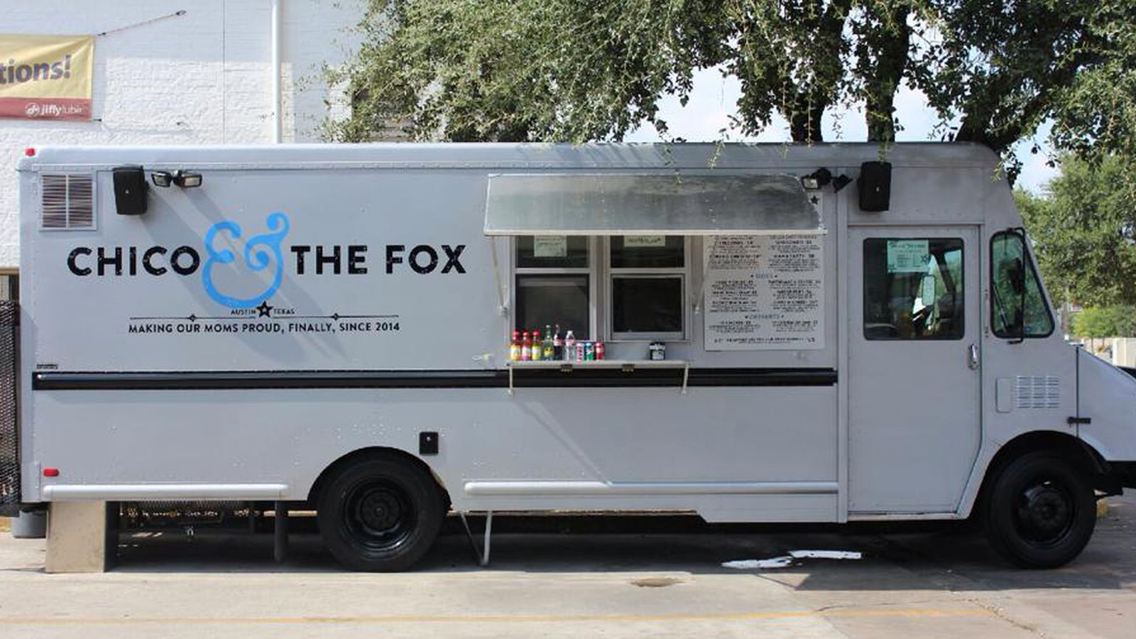 six hot new food trucks to check out this fall eater austin. Black Bedroom Furniture Sets. Home Design Ideas