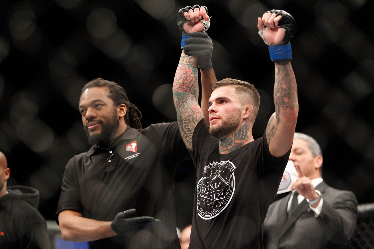 UFC Fight Night 88 bonuses: Cody Garbrandt banks extra $50k for Almeida annihilation