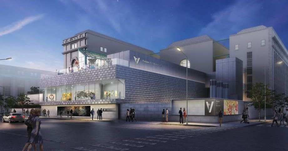 Asian art museum expansion 8 things you should know for San francisco new museum