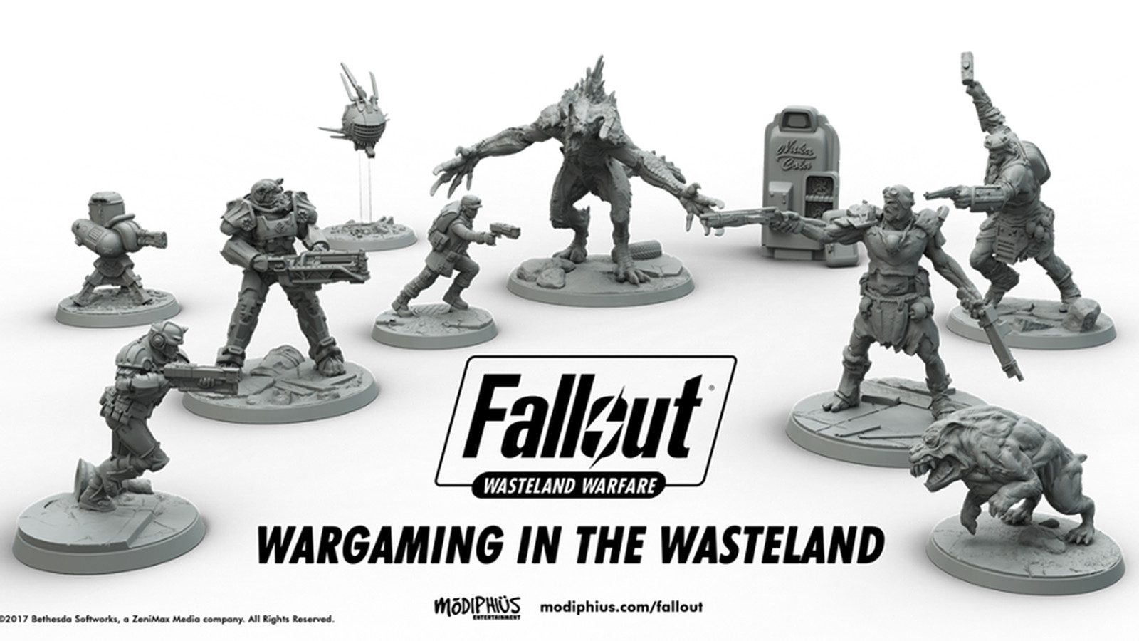 A Fallout tabletop game is on the way