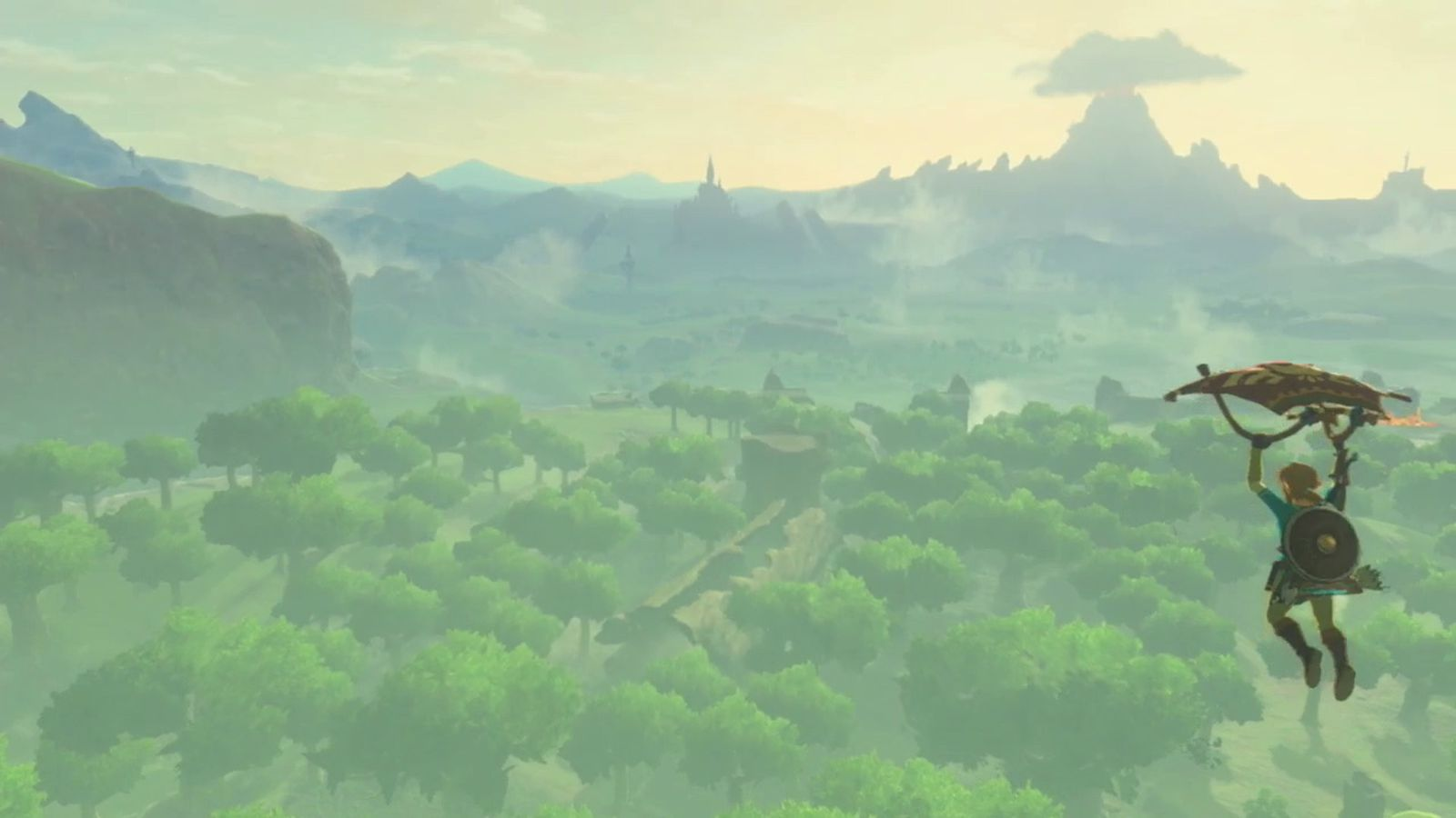 The Legend of Zelda: Breath of the Wild: Everything we know
