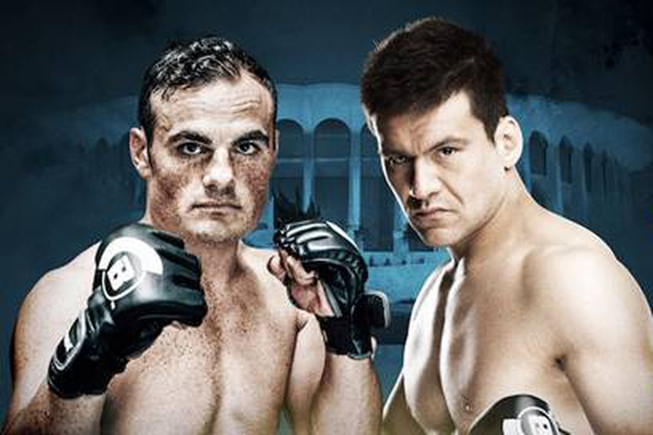 Bellator 170: Hisaki Kato hunting for a big knockout you can remember against Ralek Gracie on Spike