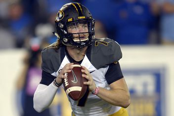 Maty mauk news stats photos missouri tigers