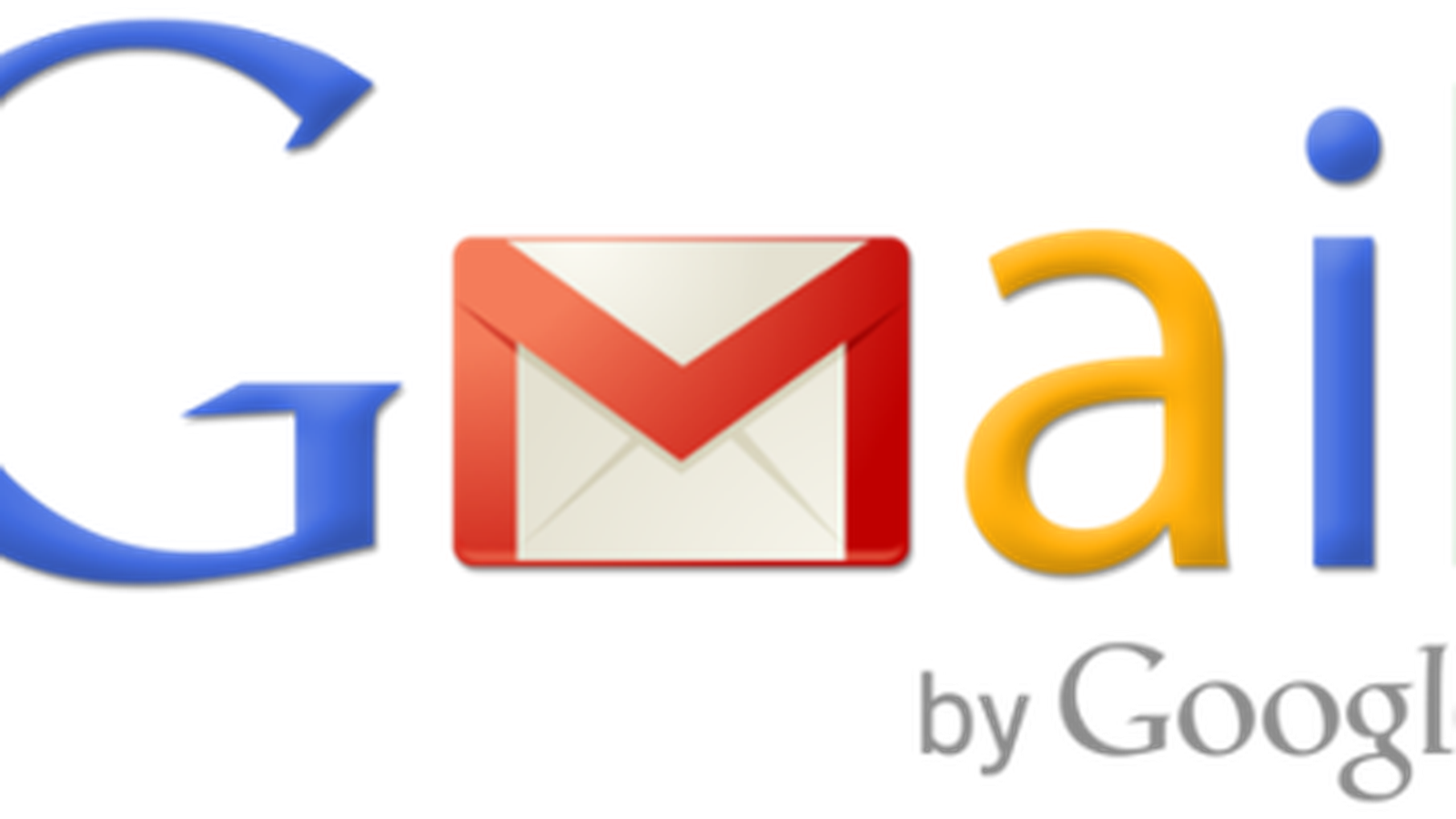 the gmail logo was designed the night before the service