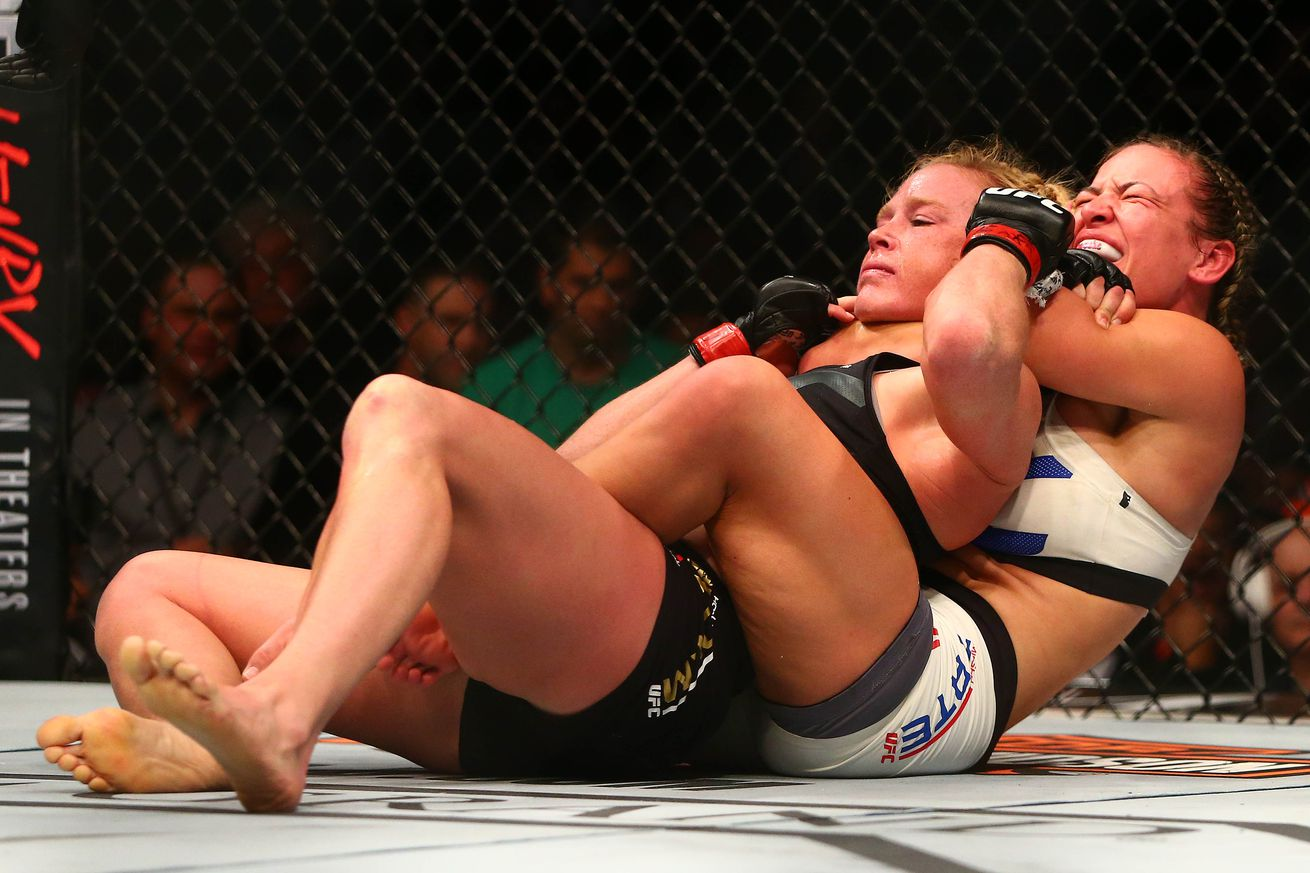 community news, Holly Holm to Miesha Tate: Give me a rematch, I wont let you choke me out again