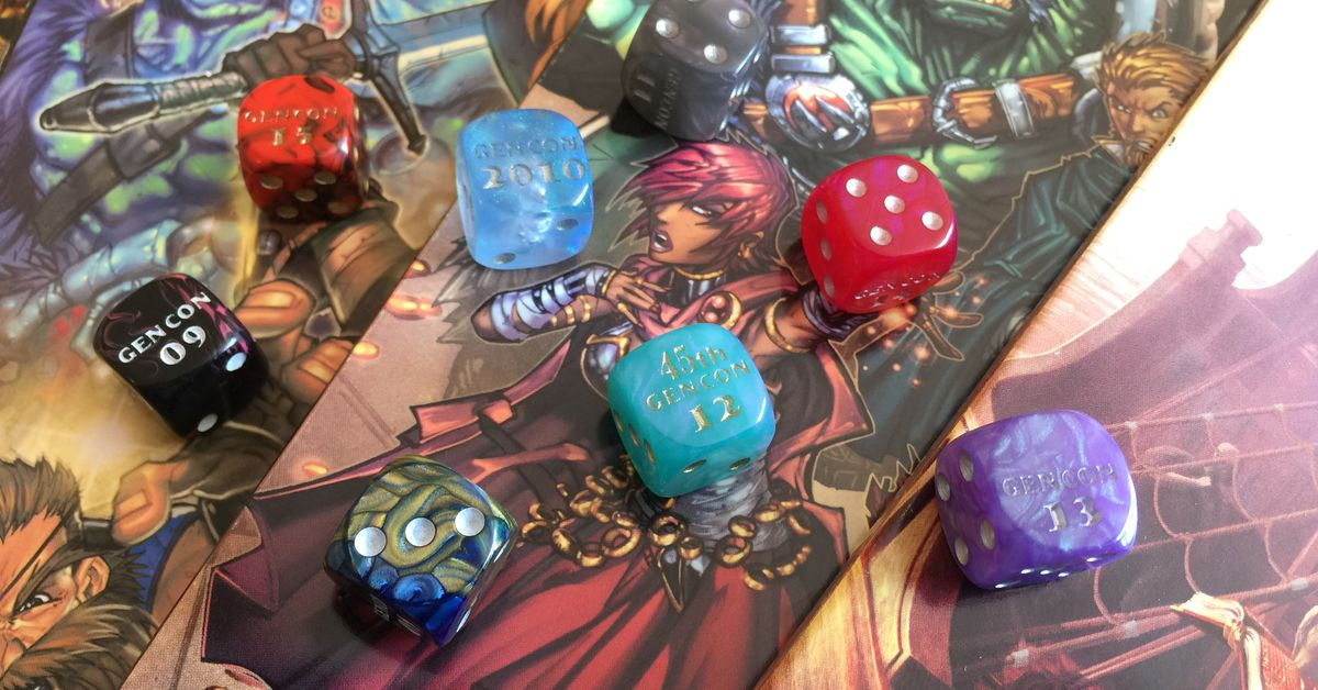 The Gen Con guide for first time attendees