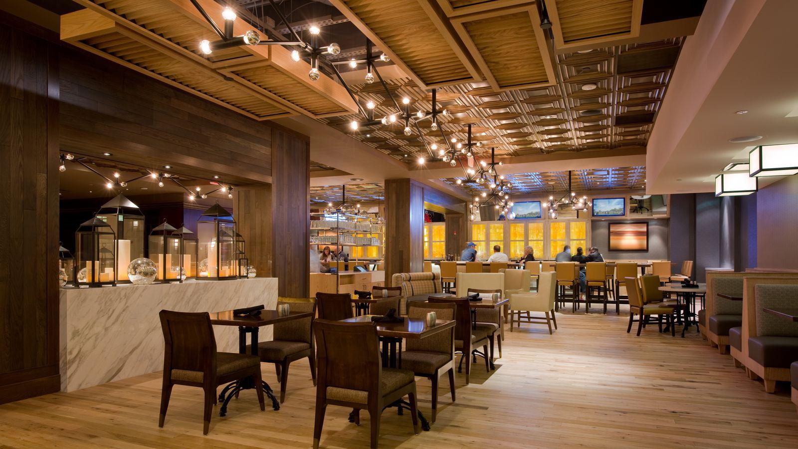 Shutters bar kitchen opens in tysons marriott eater dc