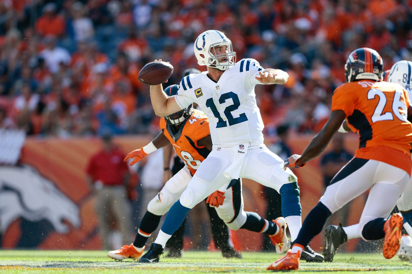 Colts have one of the best quarterback situations in the NFL, according to latest ranking