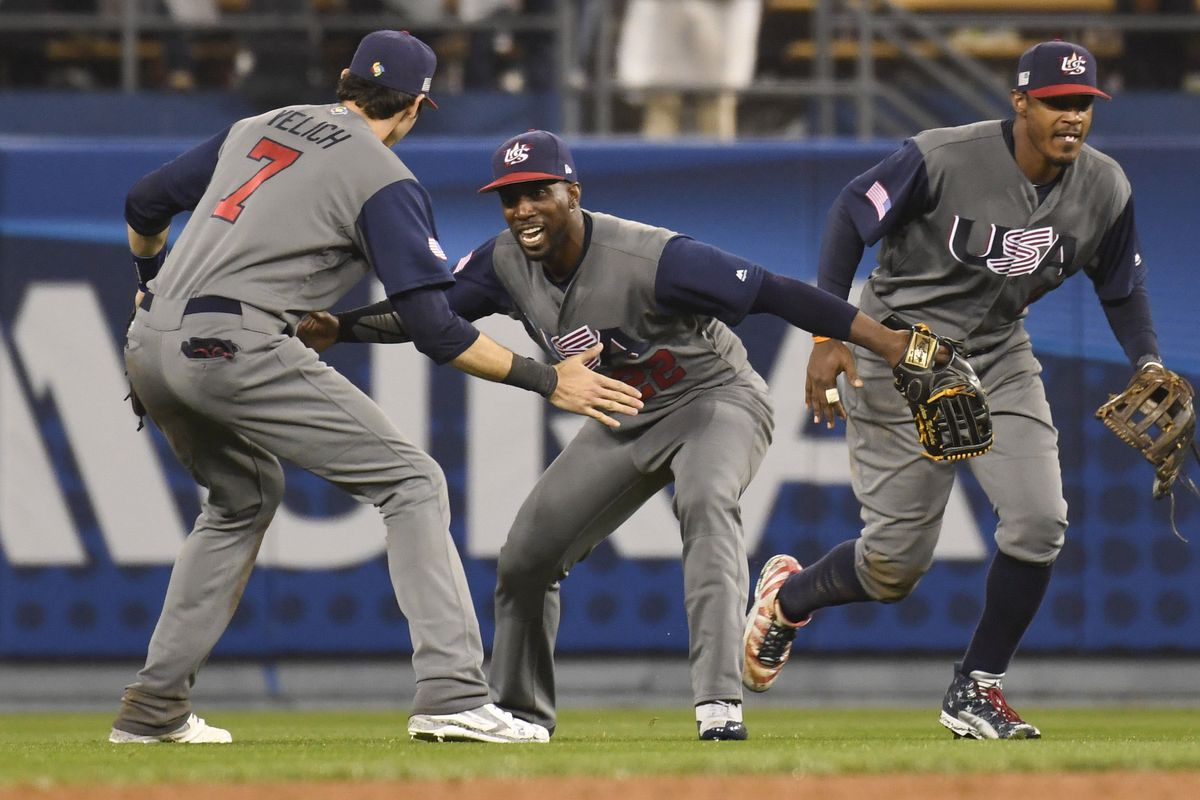 United States trounces Puerto Rico to claim first WBC crown