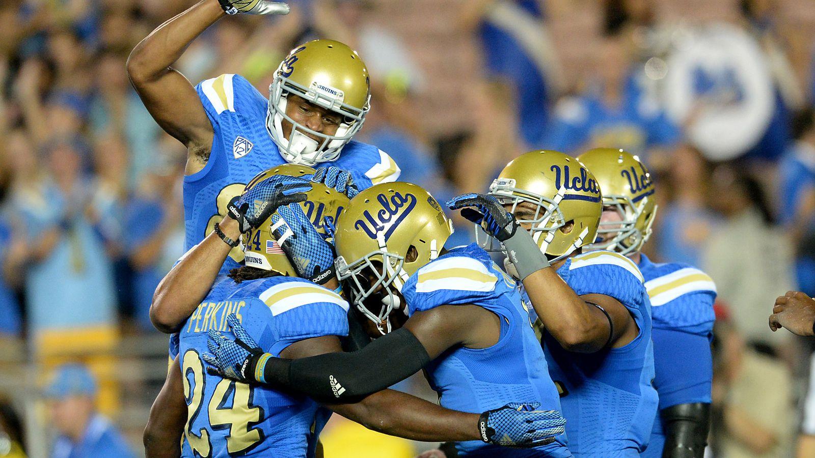 Ucla Football Team 2015 UCLA Football Fal...