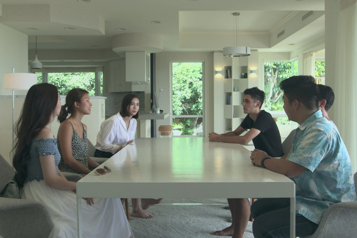 Netflix added more episodes of reality tv series terrace for Terrace house aloha state