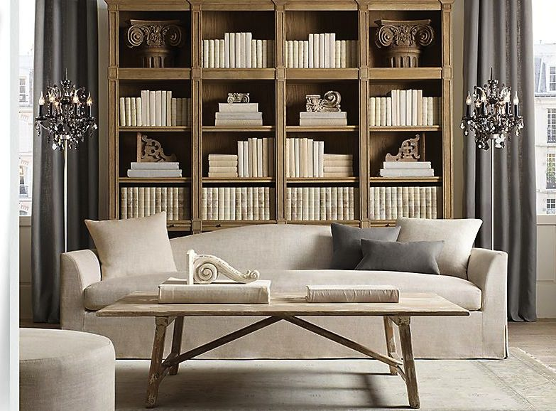 Why Restoration Hardware Is Lavishing Millions On Luxury Stores And Catalogs Racked