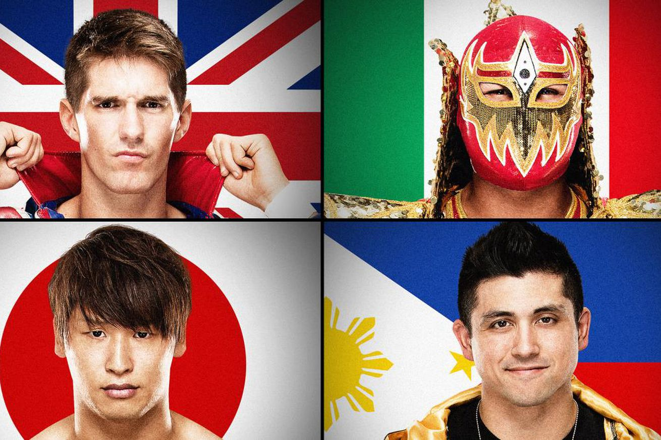 TJ Perkins wins first WWE Cruiserweight Classic tournament
