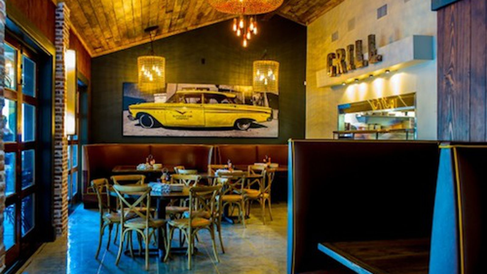 A look inside rutledge cab co opening tomorrow eater for 307 westwood terrace austin